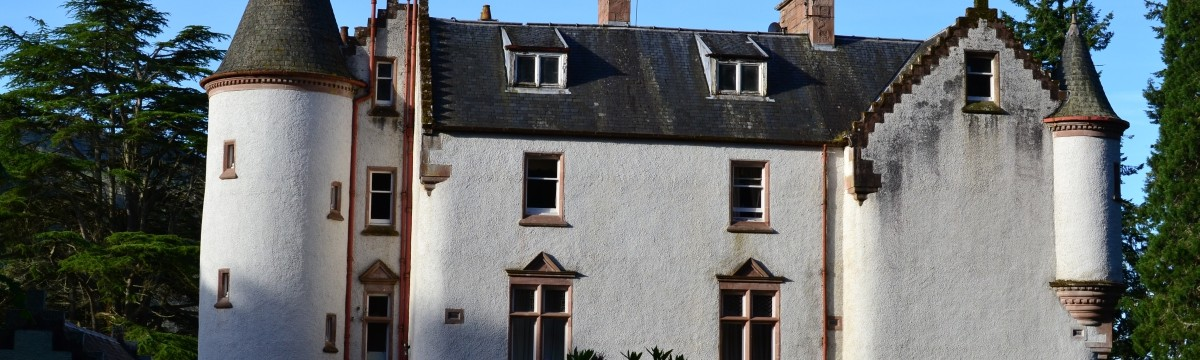 Erchless Castle