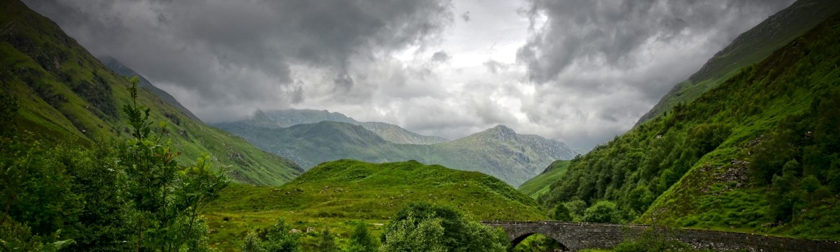 Glen Shiel Bridge